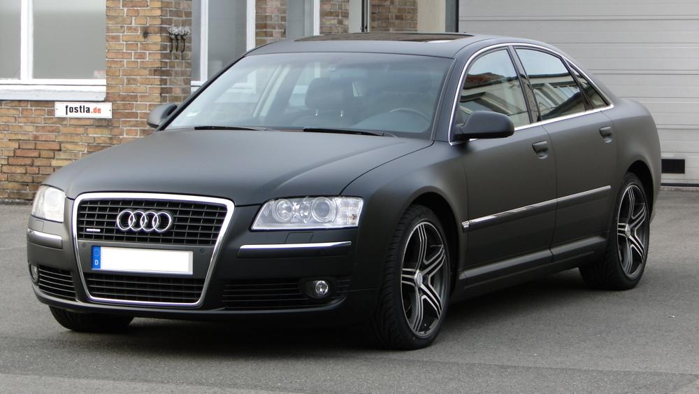 Fostla De Audi A8
